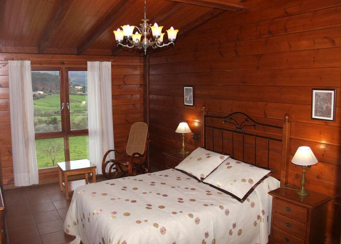 dormir cedeira casa rural carreiro