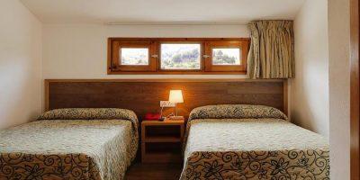 Dónde dormir en Cerler