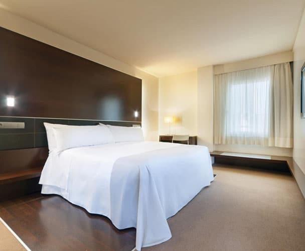 dormir ceuta hotel puerta africa