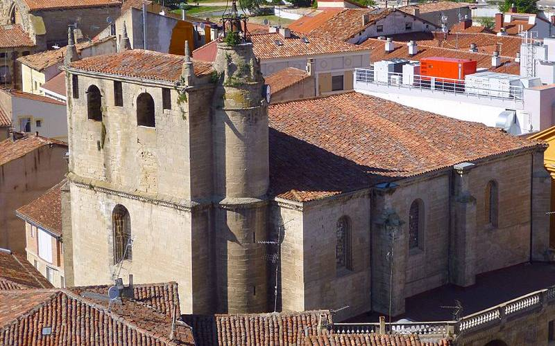 Iglesia de Santa María en Miranda de Ebro