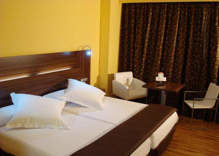 Dónde dormir en Ciudad Real