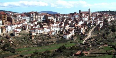 que ver en Villafranca del Cid