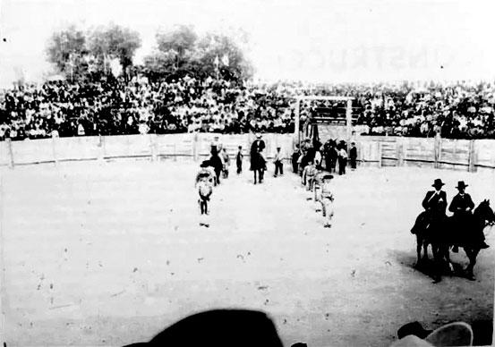 antigua plaza toros tablaos