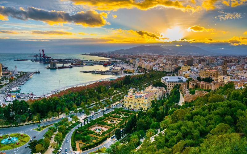 Málaga se confundía con Mainake