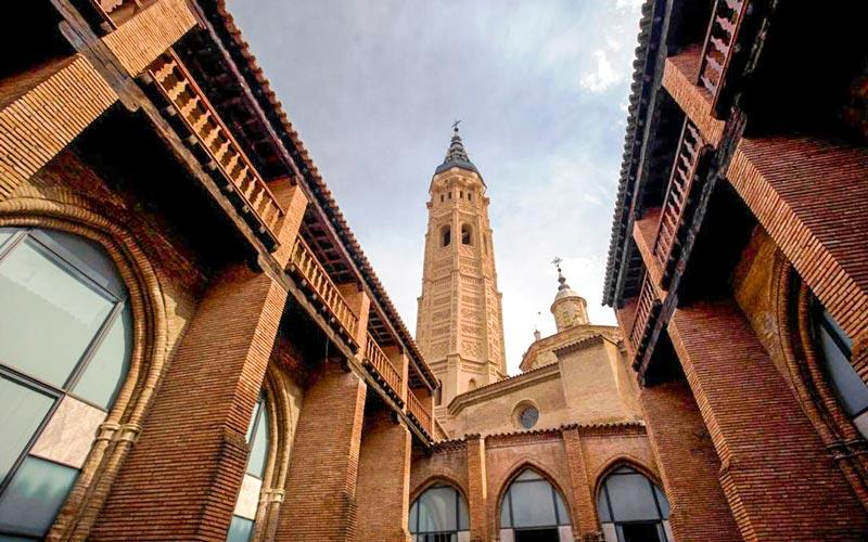 Arte mudéjar en España