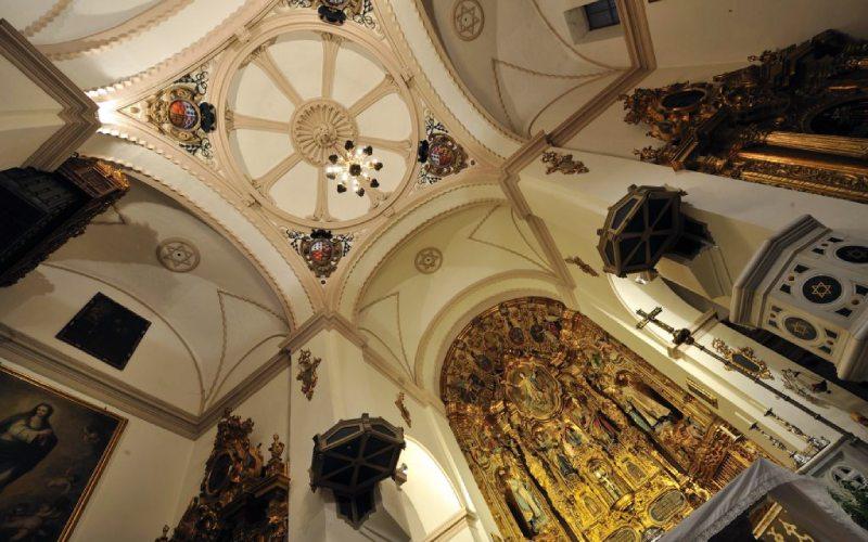 Colegiata de la abadía de Sacromonte