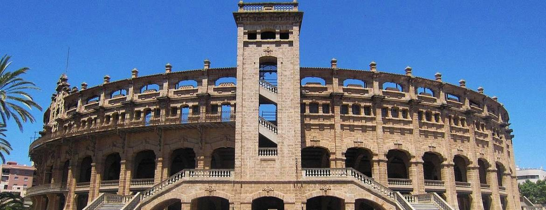 Coliseo Balear o plaza de toros de Mallorca