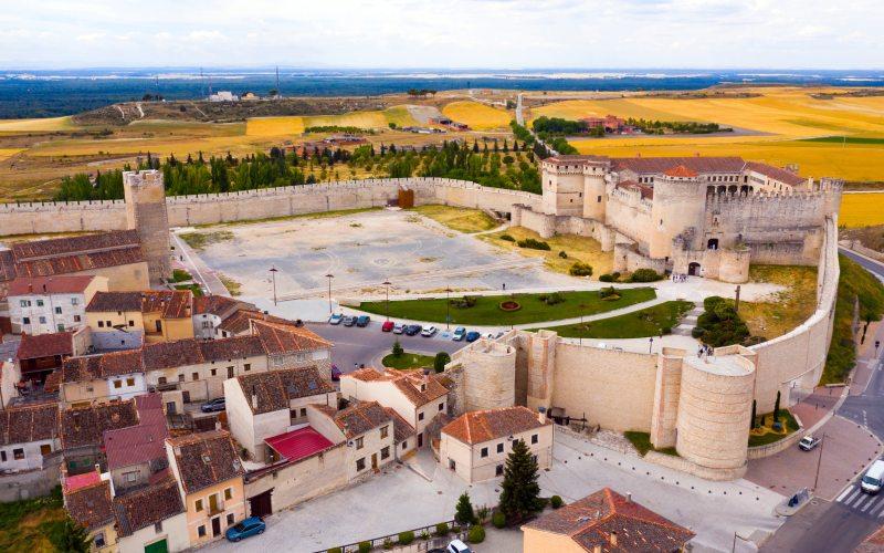 Castillo y villa de Cuéllar