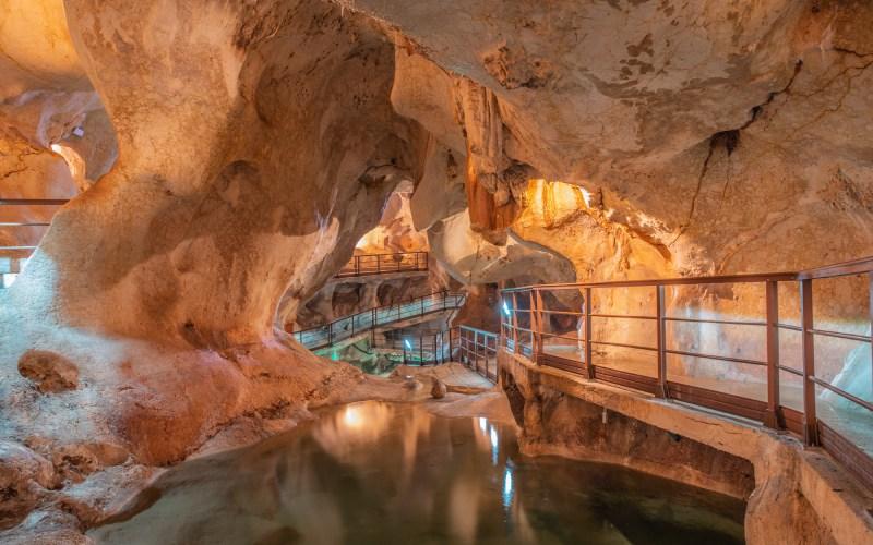 Cueva de Higuerón o del Tesoro Rincón de la Victoria