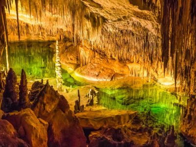 Cuevas del Drach y dels Hams – Mallorca