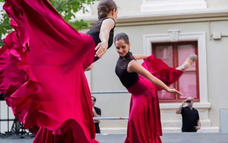 Día Internacional de la Danza: baile callejero