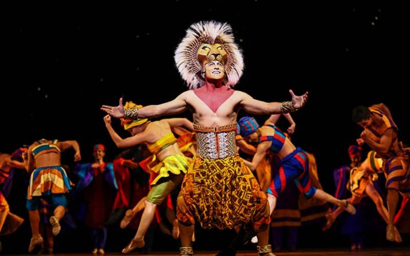 Día Internacional de la Danza: Musical 'El Rey León'