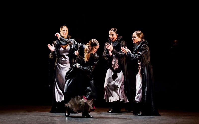 Día Internacional de la Danza: 'Catedral'
