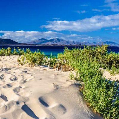 Dunas de Corralejo e Islote de Lobos – Fuerteventura