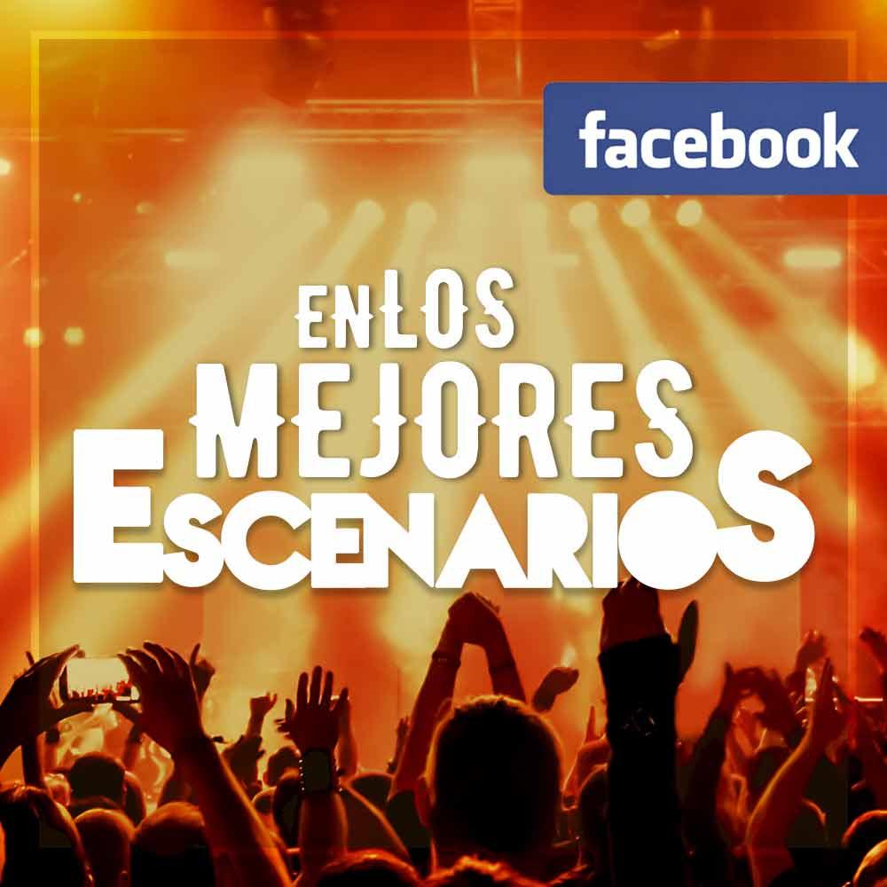 logo escenarios facebook