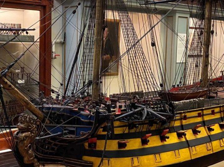 El Museo Naval de Madrid reabre el 17 de octubre tras dos años cerrado