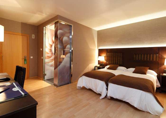 dormir sabucedo hotel congreso