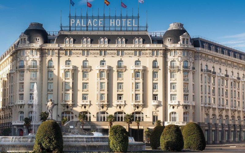 El Palace de Madrid, uno de los hoteles más emblemáticos de España