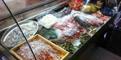 comer marisco andujar choto