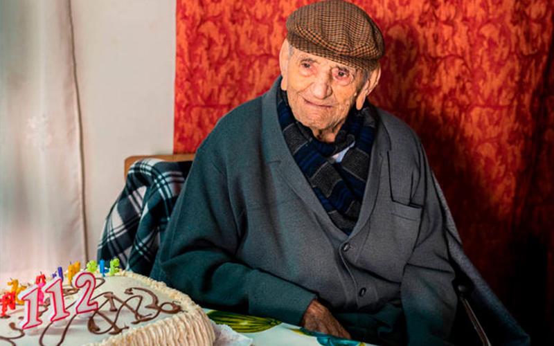 El hombre más longevo del mundo