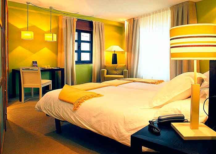 dormir fuentes invierno hotel casa rapido