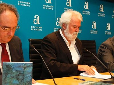 El CNDM presenta la segunda edición de Alicante Actual