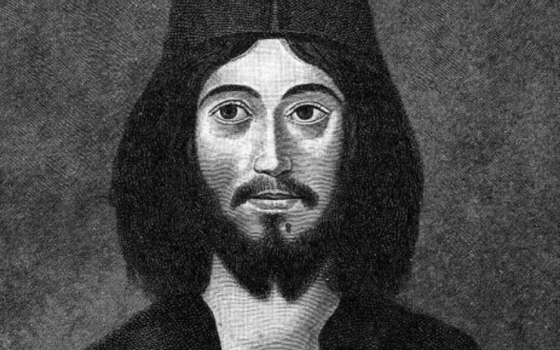Retrato de El Rey Chico, el último rey nazarí del emirato de Granada