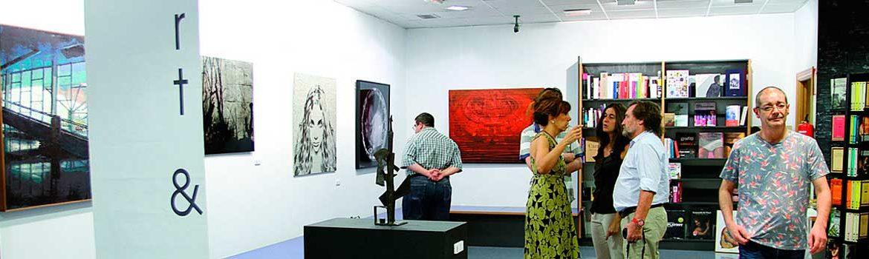 Galerías de Arte en Castilla La Mancha