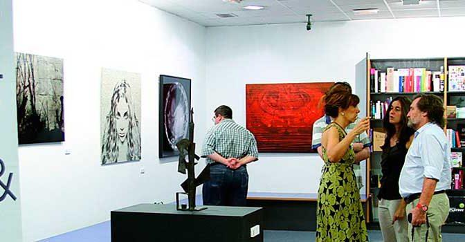 Galerías de Arte en Castilla - La Mancha