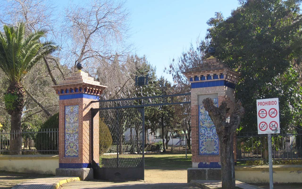 parque municipal granja torrehermosa