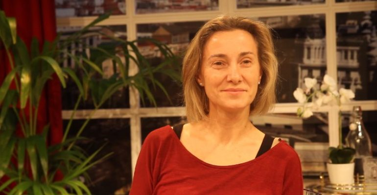 Entrevista a Sonia Almarcha