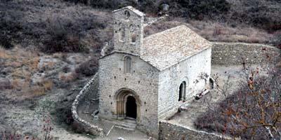 Ermita de San Juan en Montañana