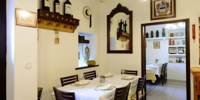 Comer Sant Antoni Portmany restaurante rebost can prats