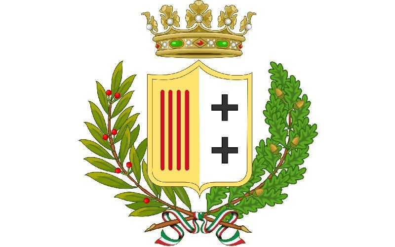 Escudo de la provincia italiana de Calabria