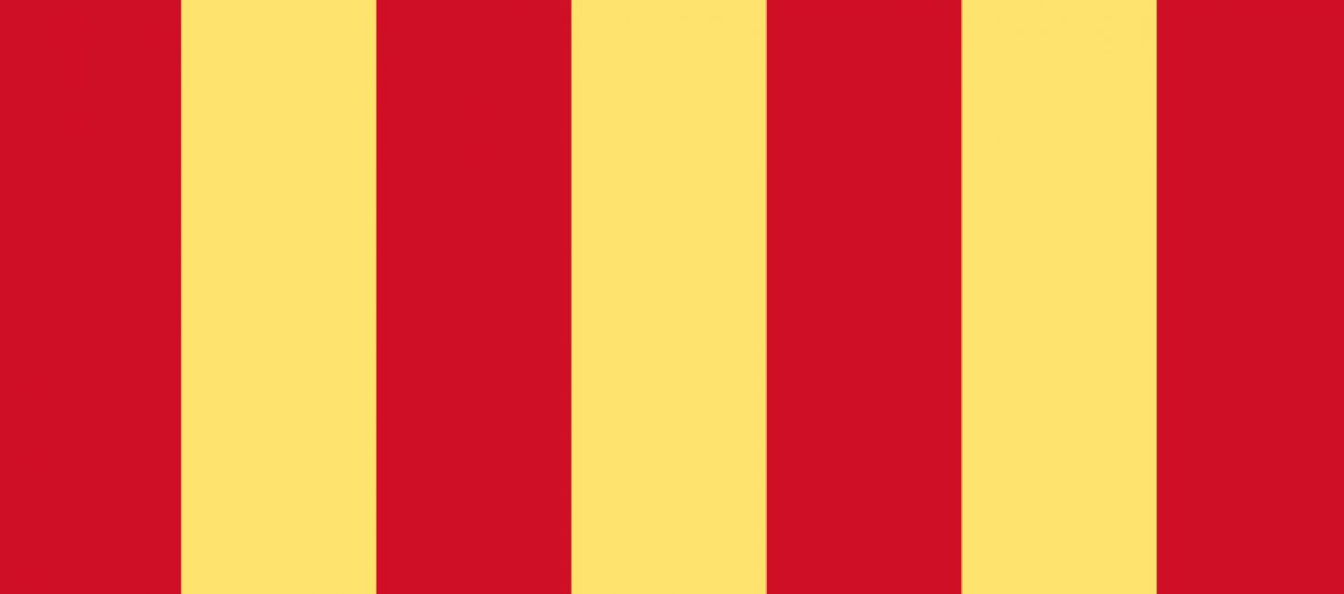 El escudo de Aragón y Seña Real, una intricada historia de batallas y leyendas