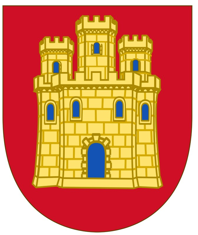 Historia del escudo de Castilla