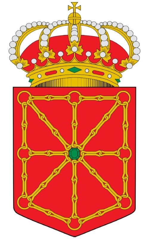 Escudo oficial de Navarra