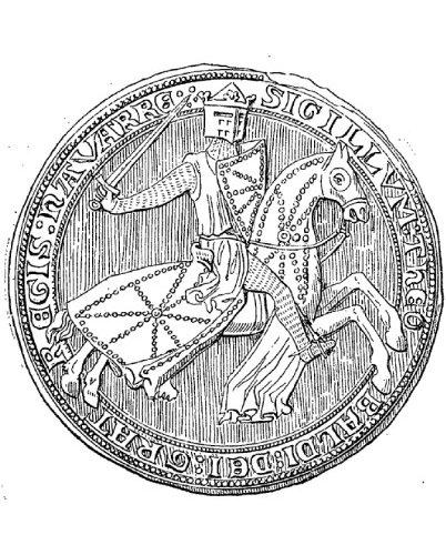 Sello de Teobaldo II. | Wikimedia
