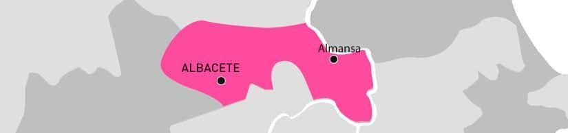 Vinos de Almansa
