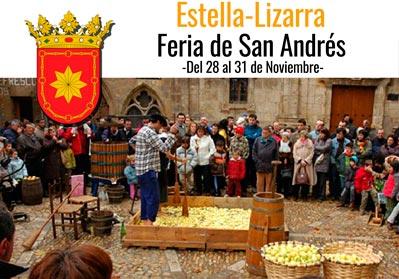 Estella-lizarra-fiesta-san-andres
