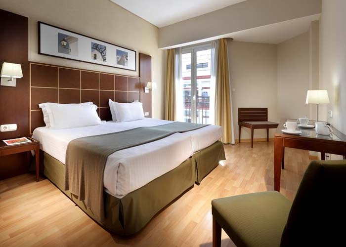 dormir huelva hotel eurostars tartessos