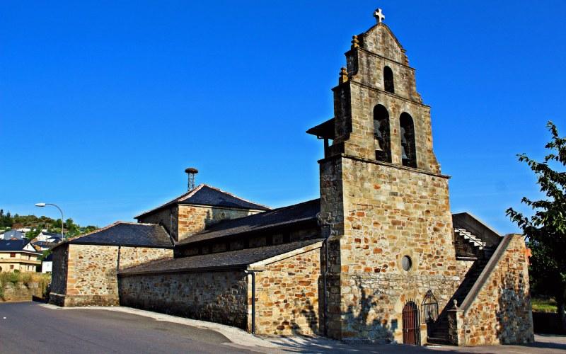 Iglesia de Santa María en Lillo del Bierzo