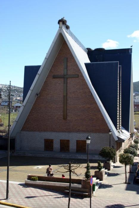 San Nicolás nueva en Fabero del Bierzo