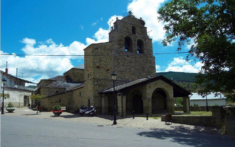 San Nicolás vieja de Fabero del Bierzo