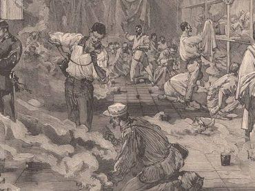 Cuando España estuvo en cuarentena: de las pestes al cólera