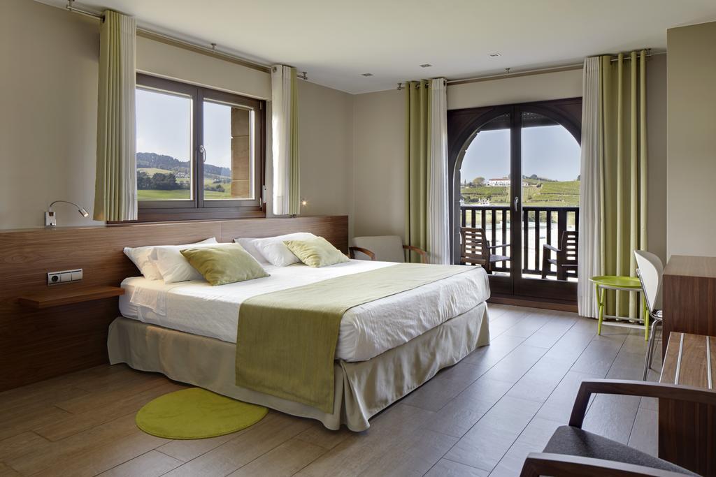 Dónde dormir en Getaria