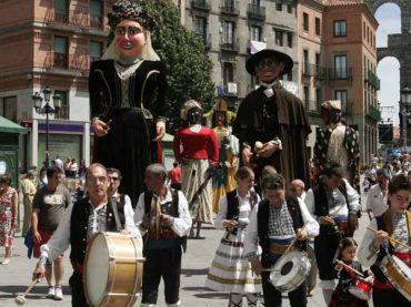 Segovia / Ferias y Fiestas de San Juan y San Pedro