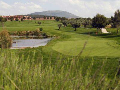 Golf Layos, un resort de lujo en Castilla La Mancha