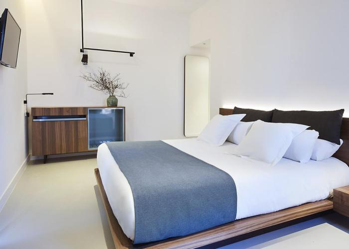 dormir gracia hotel casa sol