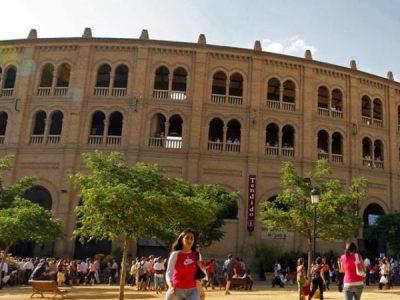 Plaza de toros de Granada, la Monumental de Frascuelo